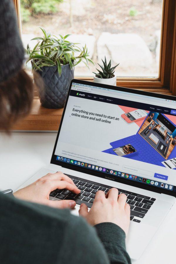 Site e-commerce par intégration Projet Web